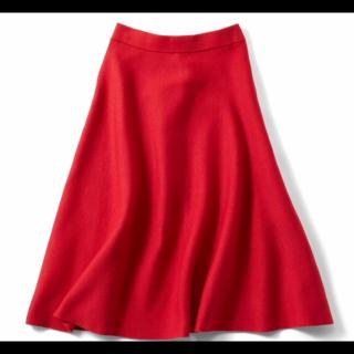 FELISSIMOのミモレ丈スカート