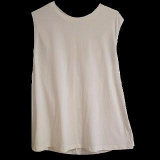 このコーデで使われているINDEXのTシャツ/カットソー[ホワイト]