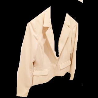 このコーデで使われているジャケット[ベージュ]