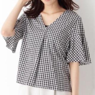 このコーデで使われているOPAOUE CLIPのシャツ/ブラウス[ホワイト/ブラック]