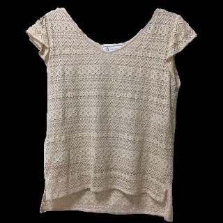 このコーデで使われているROPE' PICNICのTシャツ/カットソー[ベージュ]