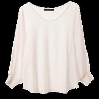 このコーデで使われているw closetのTシャツ/カットソー[ホワイト]