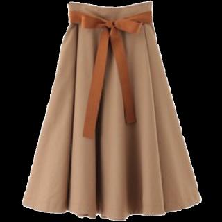 the vigniaのミモレ丈スカート