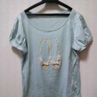 このコーデで使われているCouture broochのTシャツ/カットソー[その他]