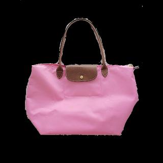 このコーデで使われているLONGCHAMPのトートバッグ[ピンク]