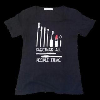 このコーデで使われているSPIRALGIRLのTシャツ/カットソー[ネイビー]