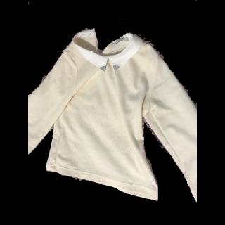 このコーデで使われているPOU DOU DOUのシャツ/ブラウス[ホワイト]