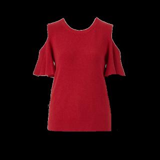 このコーデで使われているRD ROUGE DIAMANTのTシャツ/カットソー[レッド]