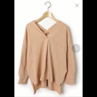 このコーデで使われているLuzLlenaのシャツ/ブラウス[オレンジ]