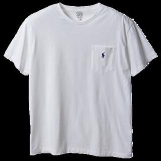 このコーデで使われているRALPH LAURENのTシャツ/カットソー[ホワイト]