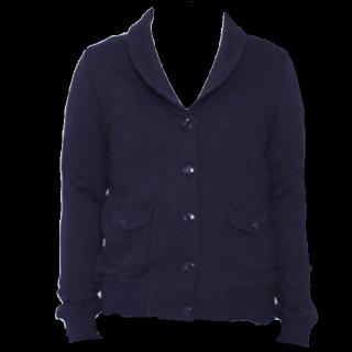 このコーデで使われているnicoのジャケット[ネイビー]