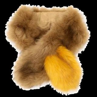 このコーデで使われているRay Cassinのファッション雑貨[ブラウン/キャメル]