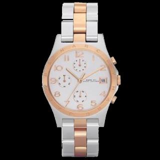 このコーデで使われているMarc by Marc Jacobsの腕時計[シルバー/ゴールド]