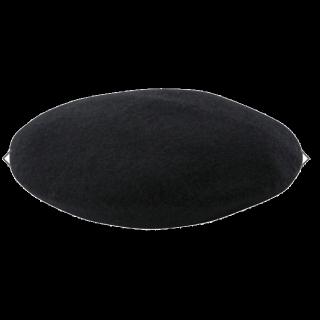 このコーデで使われているGUのベレー帽[ブラック]