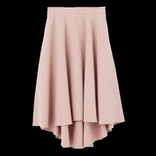 このコーデで使われているLagunaMoonのフレアスカート[ピンク]