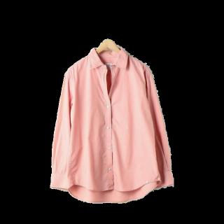 このコーデで使われているcoenのシャツ/ブラウス[ピンク]