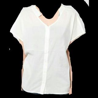このコーデで使われているLBCのシャツ/ブラウス[ホワイト]