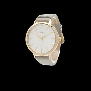 このコーデで使われているeteの腕時計[グレー]