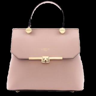 このコーデで使われているCAMELIA ROMAのハンドバッグ[ピンク]
