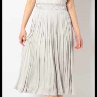 SHARE PARKのプリーツスカート