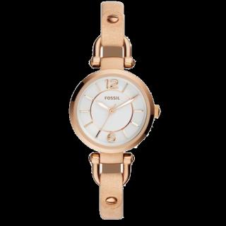 このコーデで使われているFOSSILの腕時計[ゴールド/ベージュ]