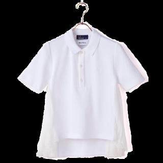 このコーデで使われているFRED PERRYのポロシャツ[ホワイト]