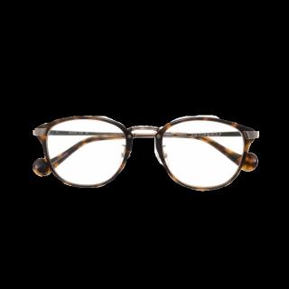 このコーデで使われているViktor&Rolfのメガネ[ブラウン/キャメル]