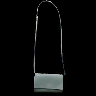 このコーデで使われているBEAMS LIGHTSのショルダーバッグ[ベージュ/ブルー]