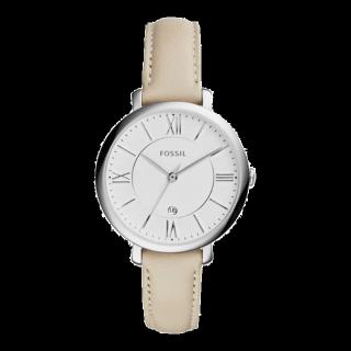 このコーデで使われているFOSSILの腕時計[ベージュ/ホワイト/シルバー]