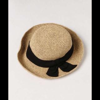 このコーデで使われているSM2の帽子[ベージュ/ブラック]