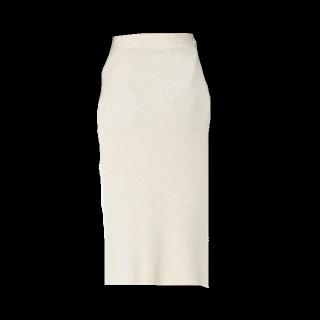このコーデで使われているAnother Editionのタイトスカート[ベージュ]