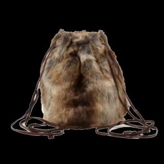このコーデで使われているHelen mooreのショルダーバッグ[ブラウン]