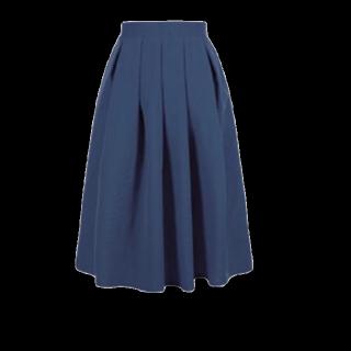 神戸レタスのフレアスカート