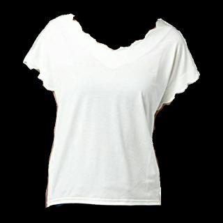 このコーデで使われているPICCINのTシャツ/カットソー[ホワイト]