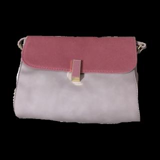 このコーデで使われているハンドバッグ[ピンク]