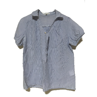 このコーデで使われているPROPORTIONのTシャツ/カットソー[ブルー]