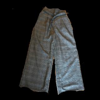 chocol raffine robeのパンツ