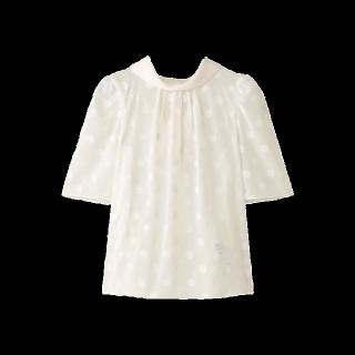 このコーデで使われているJILLSTUARTのシャツ/ブラウス[ホワイト]