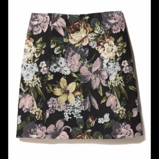 GRLのひざ丈スカート