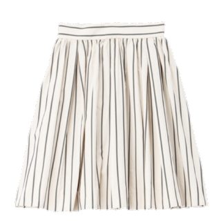 anatelierのフレアスカート