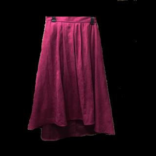 Ray Cassinのミモレ丈スカート