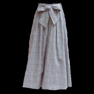 KOBE  LETTUCEのフレアスカート