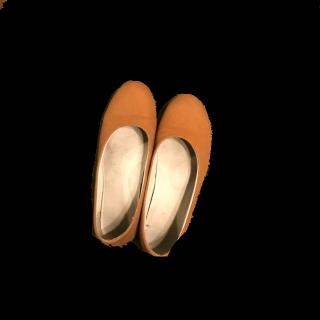 ムジルシリョウヒン(MUJI (無印良品))の無印 ウェッジソールパンプス