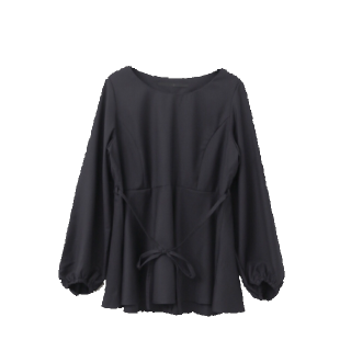 このコーデで使われているKBFのシャツ/ブラウス[ネイビー]