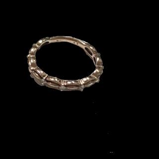 このコーデで使われているagateのリング[ゴールド]