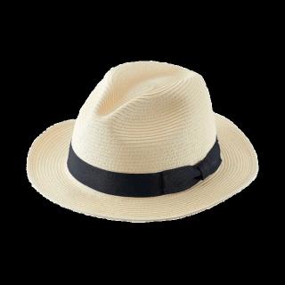 このコーデで使われているUNIQLOの帽子[ホワイト]
