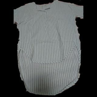 このコーデで使われているBonica Studioのシャツ/ブラウス[ホワイト/ブラック]