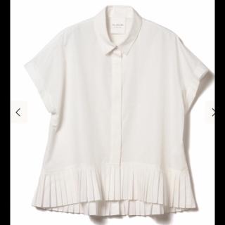 このコーデで使われているBEAMSのシャツ/ブラウス[ホワイト]