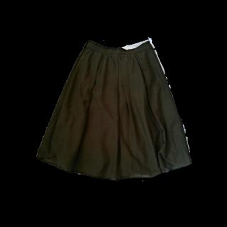 Apuweiser-richeのミモレ丈スカート
