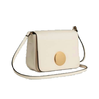 このコーデで使われているH&Mのショルダーバッグ[ホワイト/ベージュ/ピンク]
